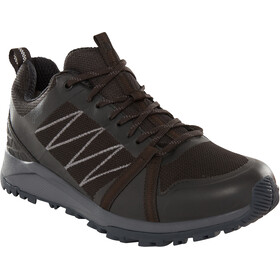 The North Face Litewave Fastpack II GTX Zapatillas Mujer, tnf black/ebony grey